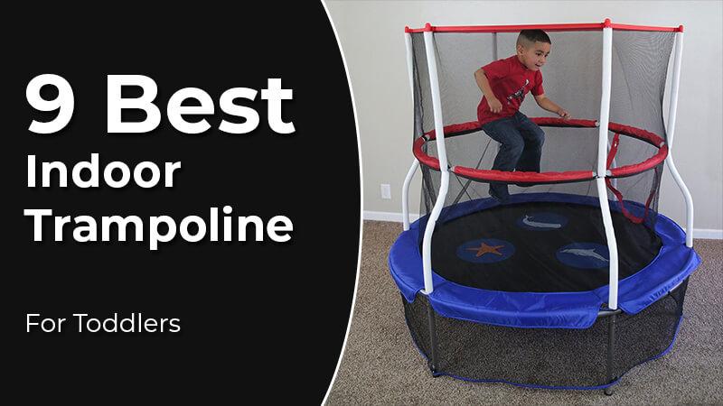 toddler indoor trampoline