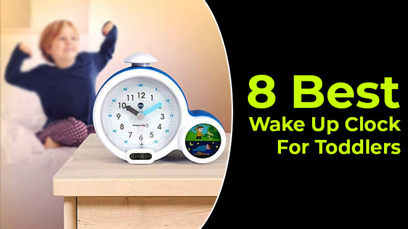 wake up clock for toddler