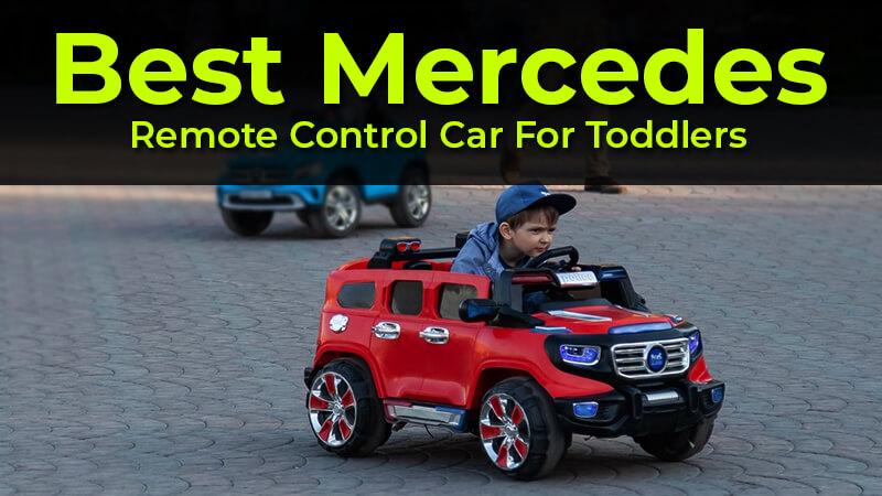 mercedes for toddler