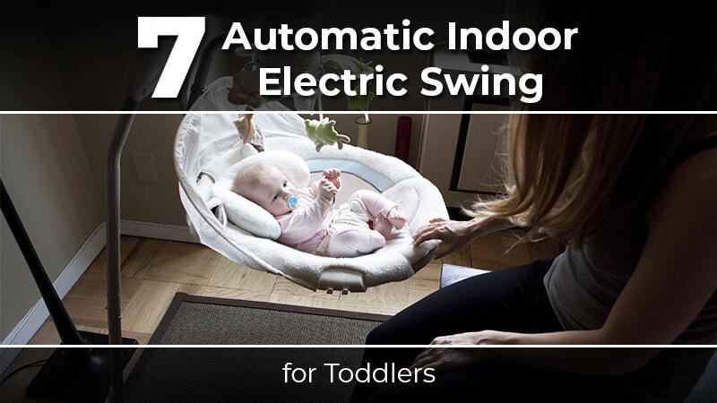 indoor electric swing