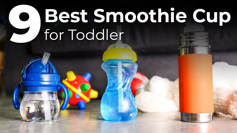 smoothie toddler cup